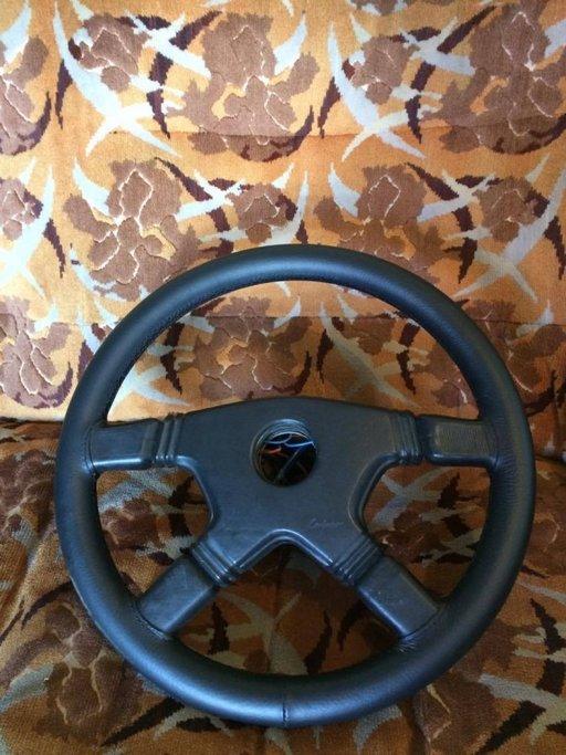 Volan Piele MOMO ITALY LORINSER Mercedes Benz W123 W124 W126 W201 R107