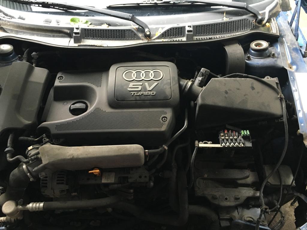 Volanta Audi TT 2001 CABRIO 1.8 turbo 225cp