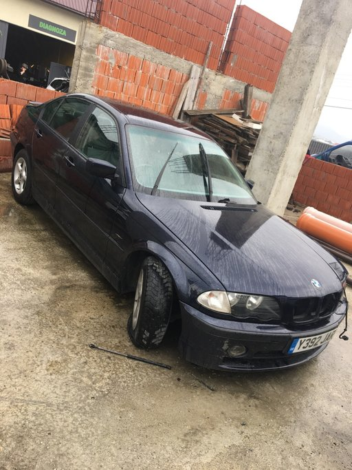 Volanta BMW Seria 3 E46 2001 BERLINA 2.0D 136CP