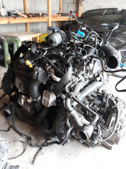 Volanta golf 6 motor 1.6 diesel cay an 2012
