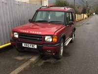 Volanta Land Rover Discovery 1999 Hatchback 2,5
