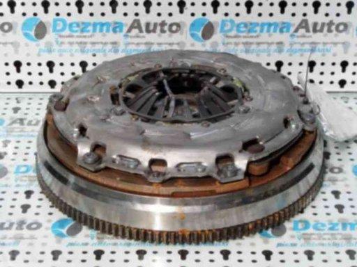 Volanta masa dubla cu placa presiune 9686904080, Citroen C3 (ll) 1.6hdi