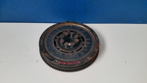 Volanta masa dubla, Disc, Placa presiune BMW 520i
