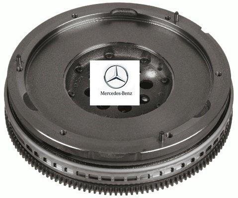 Volanta masa dubla pentru Mercedes Sprinter , Vito , Viano -- 2143 cmc Diesel --- A6510305105