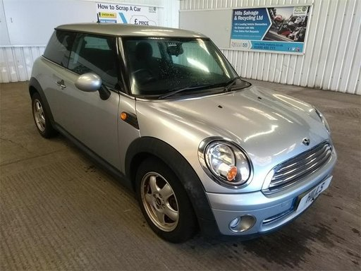 Volanta Mini One 2009 Hatchback 1.4