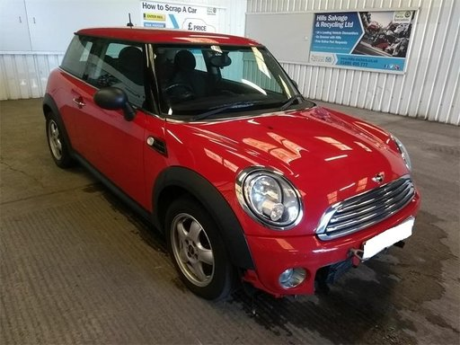 Volanta Mini One 2011 Hatchback 1.6 D