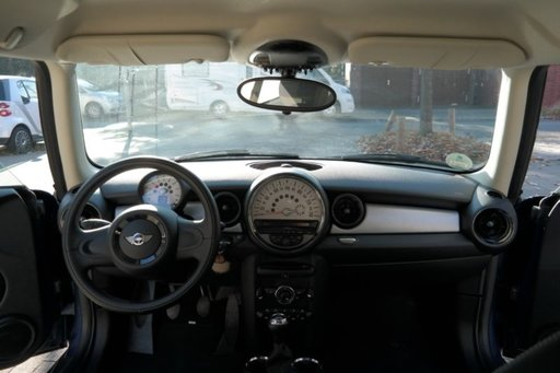 Volanta Mini One 2013 Coupe 1.6 i