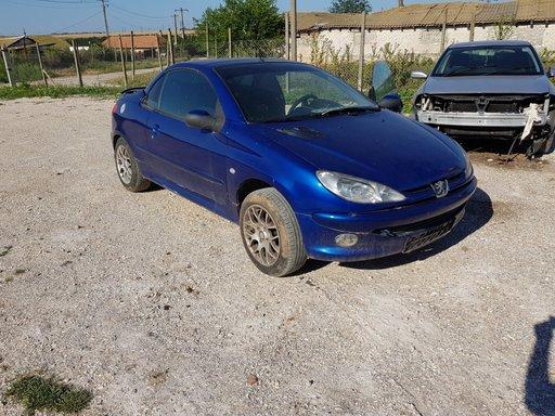 Volanta Peugeot 206cc 2003 Cabrio 1.6 benzina