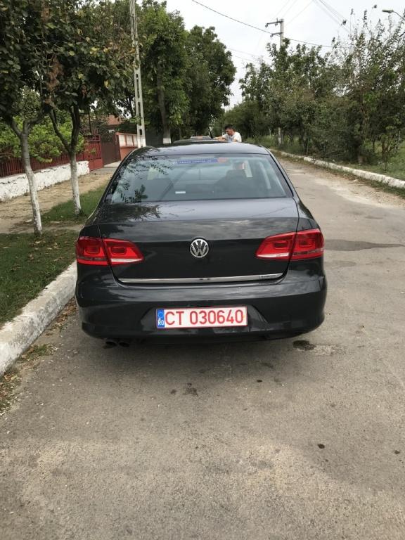 Volanta VW Passat B7 2013 berlina 2.0