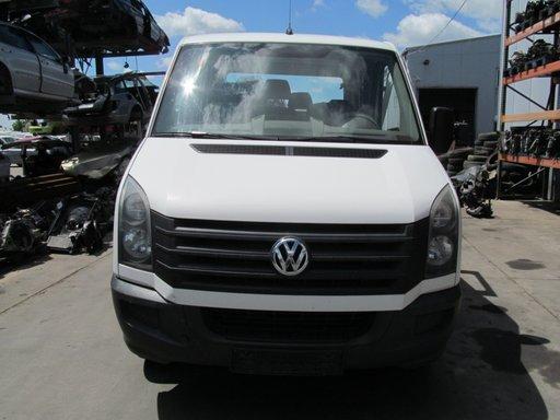 Volkswagen Crafter din 2012