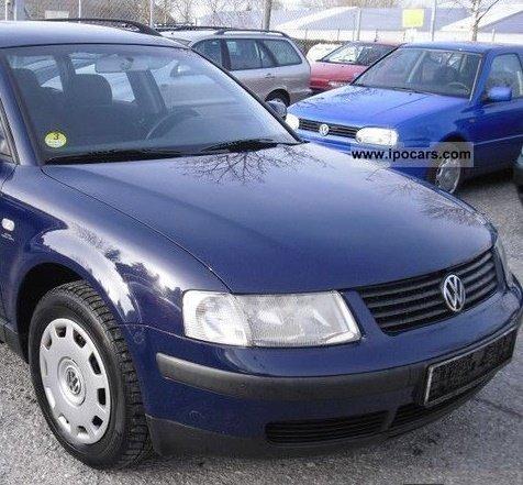 Volkswagen Passat 1.9 116 cp dezmembrez
