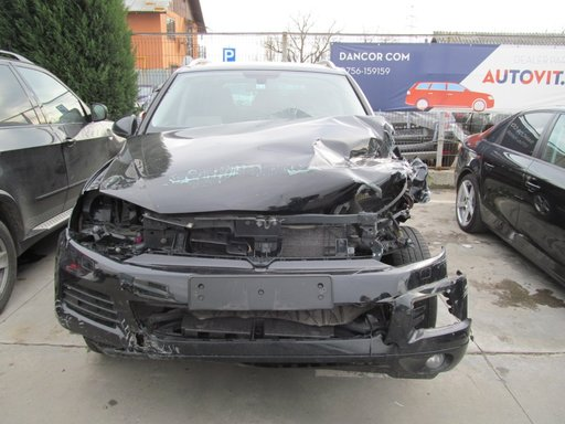 Volkswagen Touareg din 2010