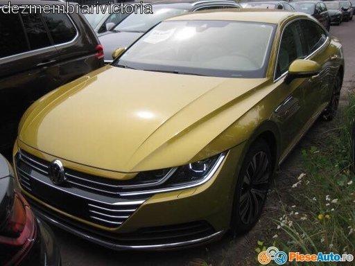 VW Arteon 2017 2.0 tdi biturbo 239 cp CUAA 4motion - LED / xenon, webasto, interior piele, carlig remorcare