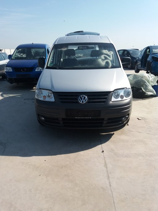 VW CADDY, 1,9 BLS, 5 TREPTE