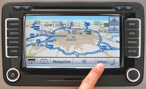 VW DVD NAVIGATIE HARTI GPS PASSAT, PASSAT CC, orice VW cu RNS510