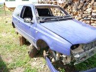 VW GOLF 3, 1.9 TDI, 47 KW, ALBASTRU, 1992