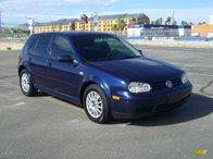 VW GOLF 4, 1.9 Diesel, 96 KW, albastru