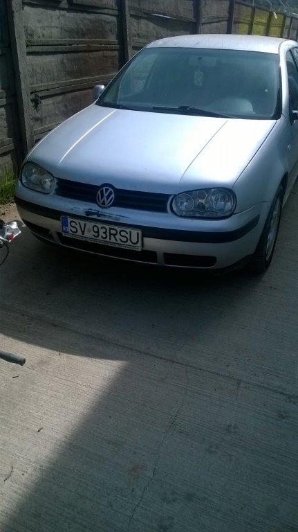 VW Golf 4; 2 usi & 4 usi; hatchback; diferite motorizari: BENZINA si DIESEL