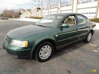 VW PASSAT, verde, an 2001, 1.9 TDI