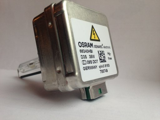 Xenon D3S Osram 35W 4300K