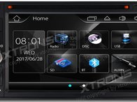 Xtrons TD623 Dvd Auto 2 DIN USB Bluetooth SD Touch Screen