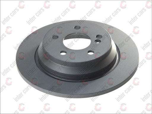 Zimmermann disc frana spate plin cu r300mm pt mercedes s-class(w221)
