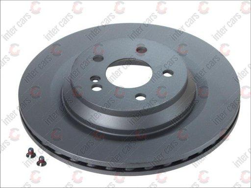 Zimmermann disc frana spate ventilat cu r320mm pt mercedes s-class(w221)